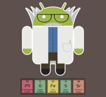 Professor Droid by Blayde