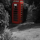 British phone box by Mark Bird