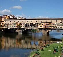 Ponte Vecchio by annalisa bianchetti