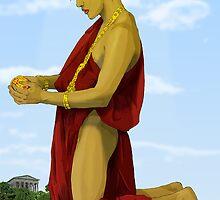 Ganymedes (Full Colour) by delilahdesanges