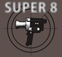 Super 8 Movie by waywardtees
