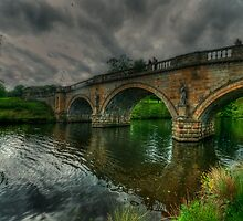 River Derwent Bridge by John Hare