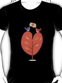 SweetyBirds - Love Birds T-Shirt