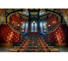 St. Pancras Renaissance London Hotel Photographic Print