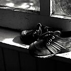 Cobwebs and Shoelaces by Sherrie Chavez