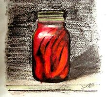 Pickle Jar by Sowmya Kapula