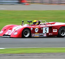 No 5 Chevron B19 by Willie Jackson