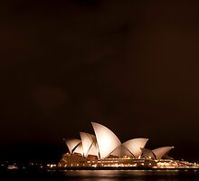 A night at the Opera by Andrew Walker