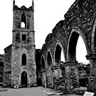 Balltinglass Abbey Co Wicklow, #4 by Finbarr Reilly