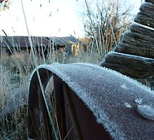 Frosty relics, Hill End, NSW by DashTravels