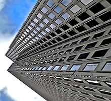 San Francisco Building by Scott Johnson