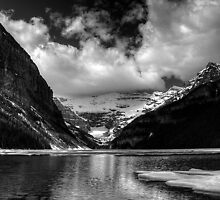 Lake Louise by Pam Hogg