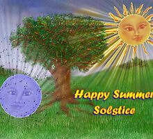 Summer Solstice by artbyjehf