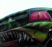 Jurassic Attaque Monster Car by patjila