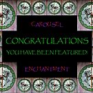 rb banner:  carousel enchantment group by bangonthedrums