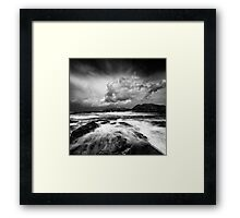 Water and Light II Framed Print