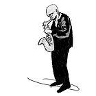 Smooth Sax by PieterDC