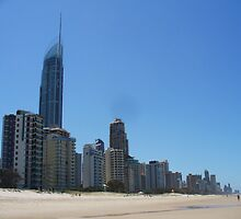 Q1 Tower, Gold Coast by DashTravels
