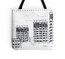 One Woobrook Place - Port of Spain Trinidad Tote Bag