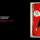 El inspector Gutierrez / The inspector Gutierrez by felix zilinskas