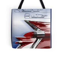 Retro Auto Tote Bag