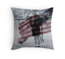 RESPECT... We Will Never Forget... Throw Pillow