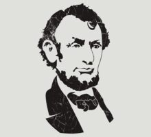 Retro Abraham Lincoln Shirt by 785Tees