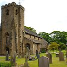 St Mary and All Saints by JacquiK