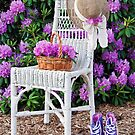 Summer Garden by Maria Dryfhout