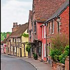 Lavenham, Suffolk by almaalice