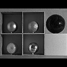 Spheres in Cubes #2 by VallaV