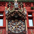 clock in basel by milena boeva