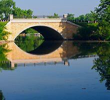 Stone Bridge by JimGuy