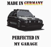Made in Germany perfected in My Garage by DiamondCactus
