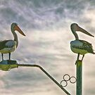 Birds of a feather ... by Lynden
