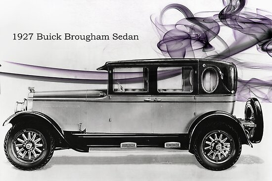1927 Buick by garts