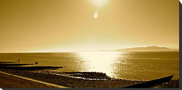 Silloth-On-Solway  by Lou Wilson