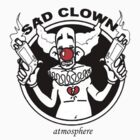 sad clown by pbwlf