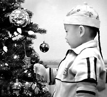 At Christmas in Black and White by Corri Gryting Gutzman