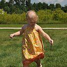 Little Summer Girl by wishgirl