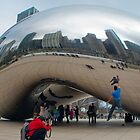 The Bean - Chicago by Jesus Diaz