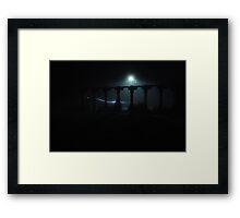 Phantom Framed Print