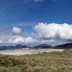 A Windy Day on the Isle of Harris by BlueMoonRose