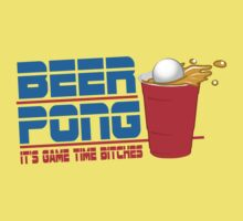 Funny Shirt - Beer Pong  by MrFunnyShirt