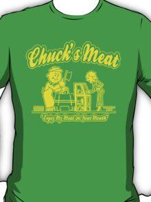 Funny Shirt - Chuck's T-Shirt