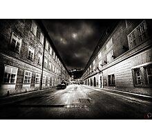 Stormy Salzburg Photographic Print