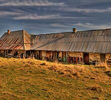 Click Go The Shears #2 - On The Road To Oberon, NSW Australia - The HDR Experience by Philip Johnson