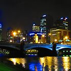 Swan st Bridge by Mark B Williams