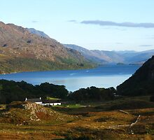 Loch Maree by artwhiz47
