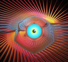 SplitsCylVania18:  Hexagonal Eye (UF0327) by barrowda